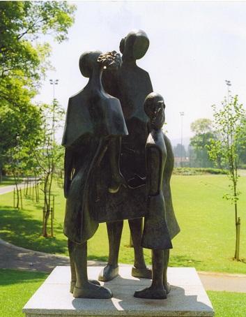 Bronze 1650cm x1400cm x 1000cm Sacred Heart Convent Mount Anville.